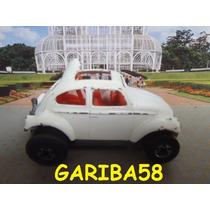 Hot Wheels Vw Baja Bug Beetle Fusca Vintage Anos 80 Gariba58