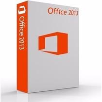 Licença Chave Microsoft Office 2013 Pro