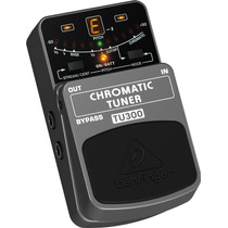 Tu300 Pedal Afinador Chromatic Tuner Behringer - Nota Fiscal