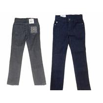 Guess Calça Jeans Skinny Original Menina 5 Anos