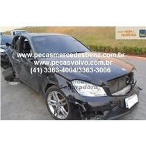 Mercedes C180 C200 C250 Cgi Turbo 1.6 Motor Novo/cambio