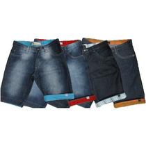 Bermuda Jeans Kit Com 2 Peças Preço De Atacado Várias Marcas