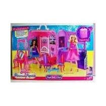 Quarto Da Barbie A Princesa E A Popstar X3706 Mattel