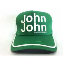 Boné John John Original Masculino Entrega Rápida Estiloso