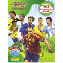 Cards Adrenalyn Road To World Cup 2014 - Lote 50 Cards