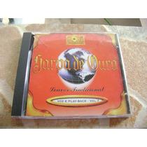 Cd - Harpa De Ouro Louvor Tradicional Volume 7