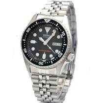 Relógio Seiko Skx013k2 Black Dial Automatico Original