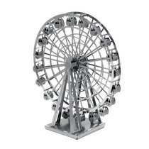 Fascinations Metal Earth 3d Modelo De Corte A Laser - Ferris