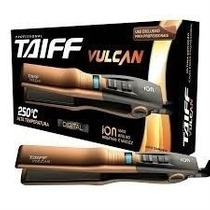 Prancha Chapinha Digital Taiff Vulcan 200º / 250º C - Bivolt