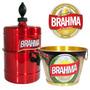 Kit Brahma Chopeira Alumínio 4,2 Litros + Balde Extra Luxo