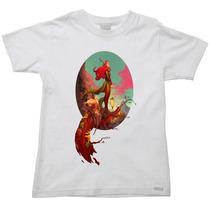 Camiseta Infantil Senhor Sr Anel Aneis Hobbit 04