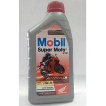 Óleo Mobil Moto 10w30 Semissintético