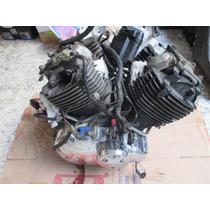 Motor Drag Star 650 Ano 2007 Com 19000km Nota Fiscal/leilao
