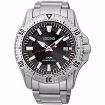 Relógio Seiko Masculino Automático Solar V157aa/1