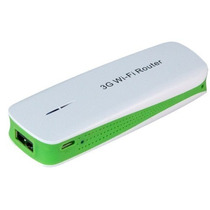 Roteador Mini Wifi Wireless 3g Modem Rj45