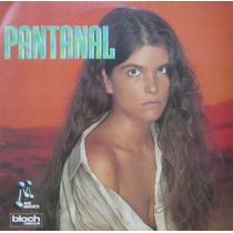 Pantanal - Lp Trilha Sonora Nacional - Coração Da Terra 1990