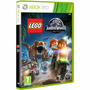 Xbox 360 - Lego Jurassic World - Pt Br - Míd Fís