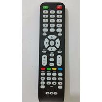 Controle Tv Cce Led E Lcd Serve Em Vários Modelos Original