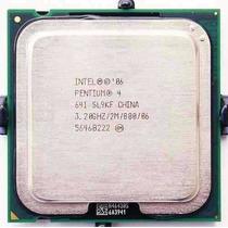 Processador Intel Pentium 4 Ht 3.2 Ghz 2m Fsb800 Lga 775