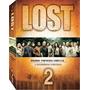 Lost - 2ª Temporada Completa - Box - Dvd -