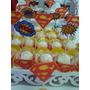 30 Tag Para Docinhos Topper Herois Vingadores Super Homem