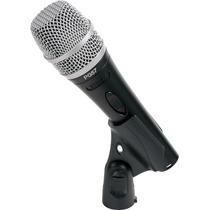Microfone Shure Dinâmico Pg57