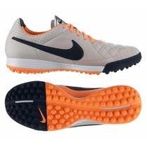 Nike Tiempo Legacy Tf Couro Frete Grátis Master5001