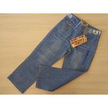 Calça Tigor T Tigre Jeans Estampado