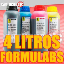 Tinta Impressora Epson Corante Original Formulabs - 4 Litros