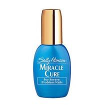 Base Fortalecedora De Unha - Sally Hansen Miracle Cure