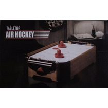 Mini Mesa Hockey Air Game Jogo À Pilha Completo (51x31x10)