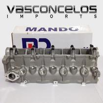 Cabeçote Chevrolet Tracker 2.0 8v Tdi Turbo Diesel 01/ Mazda