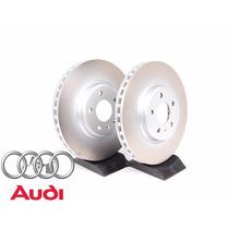 Disco De Freio Dianteiro Audi Q5 3.0 Tfsi 2013-2015 Original