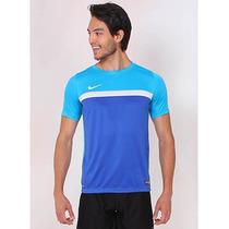 Camisa Masculina Nike Academy Training 1 - Azul