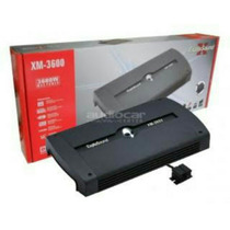 Modulo Amplificador Explosound Xm-3600 4ch 1400w Rms Novo