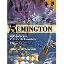 Livro Ciencia E A Pratica Da Farmacia - Remington/guanab