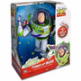 Buzz Lightear Toy Story Fala 21 Frases Em Português Original