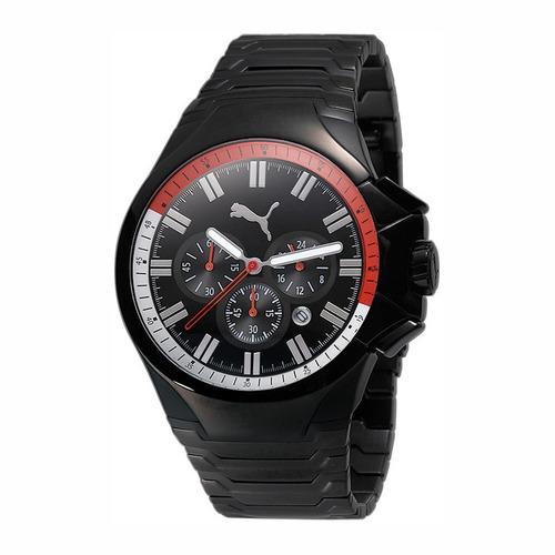 Relógio Puma Masculino Top Gear Chrono 96030gppmpa5.