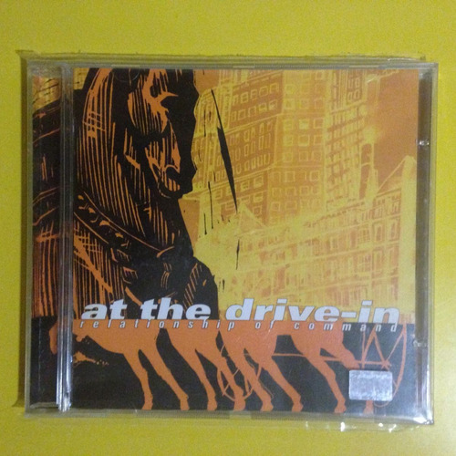 at the drive in relationship of command lp