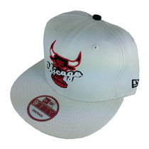Boné New Era Chicago Bulls Nba Snapback Aba Reta
