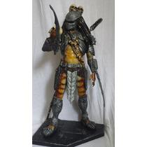 Predadores Estatua Em Resina Chopper Avp Alien