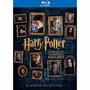 Box Blu-ray: Coleção Harry Potter 1-7 Completa (8 Filmes)