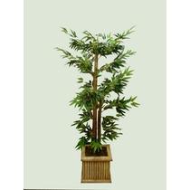 Planta Artificial Arvore De Bambu