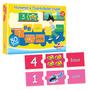 Numerais E Quantidades Em Inglês Nina Brinquedos Educativos