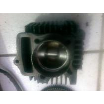 Cilindro Completo Usado Motor Shineray Xy 50