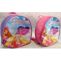 Lancheira Térmica Barbie/ Chiquititas