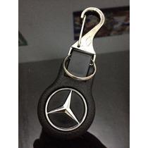 Chaveiro Mosquetão Emborrachado Carro Mercedes Benz Classe A
