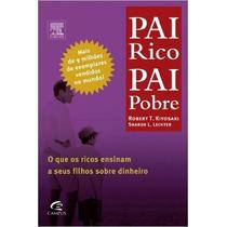 Pai Rico, Pai Pobre - Coleção Pai Rico Robert Kiyosaki