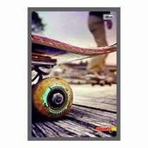 Caderno Flex 10 Matérias 200 Folhas Mais+ Skate Tilibra