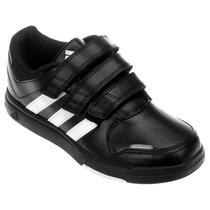 Tênis Infantil Masculino Adidas Esportivo Velcro Original